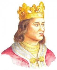 Rudolf I. Habsburský, král český a polský a  vévoda rakouský