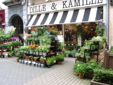 Dille & Kamille - Rue Jean Stas 16  1060 Bruxelles