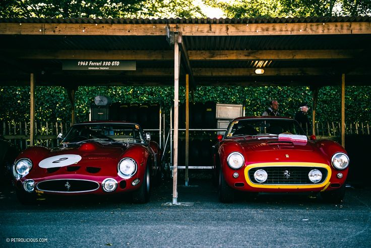 A Stroll Through The Goodwood Revival Paddock Is Really A Ticket To Wonderland • Petrolicious