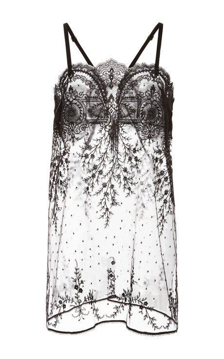 The only place to preorder La Perla Pre-Fall 2015 collection.