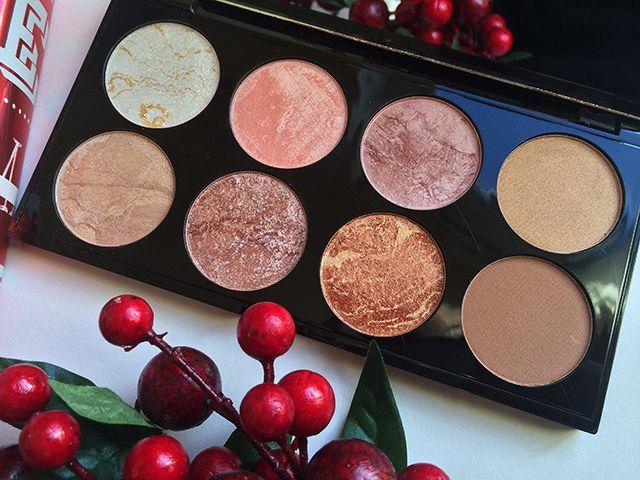 Makeup Revolution - Ultra Blush and Contour Palette in Golden Sugar & Ultra Sculpt and Contour Kit Review