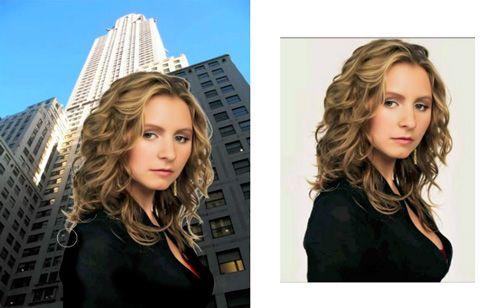 Voici un tutoriel Photoshop gratuit qui vous explique comment détourer une chevelure pour extraire un portrait d'une photo et le réutiliser à d'autres fins