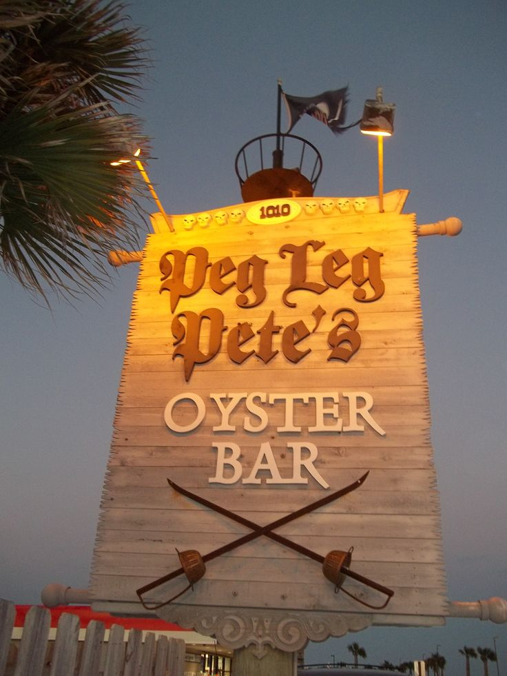 Peg Leg Pete's in Pensacola Beach, FL