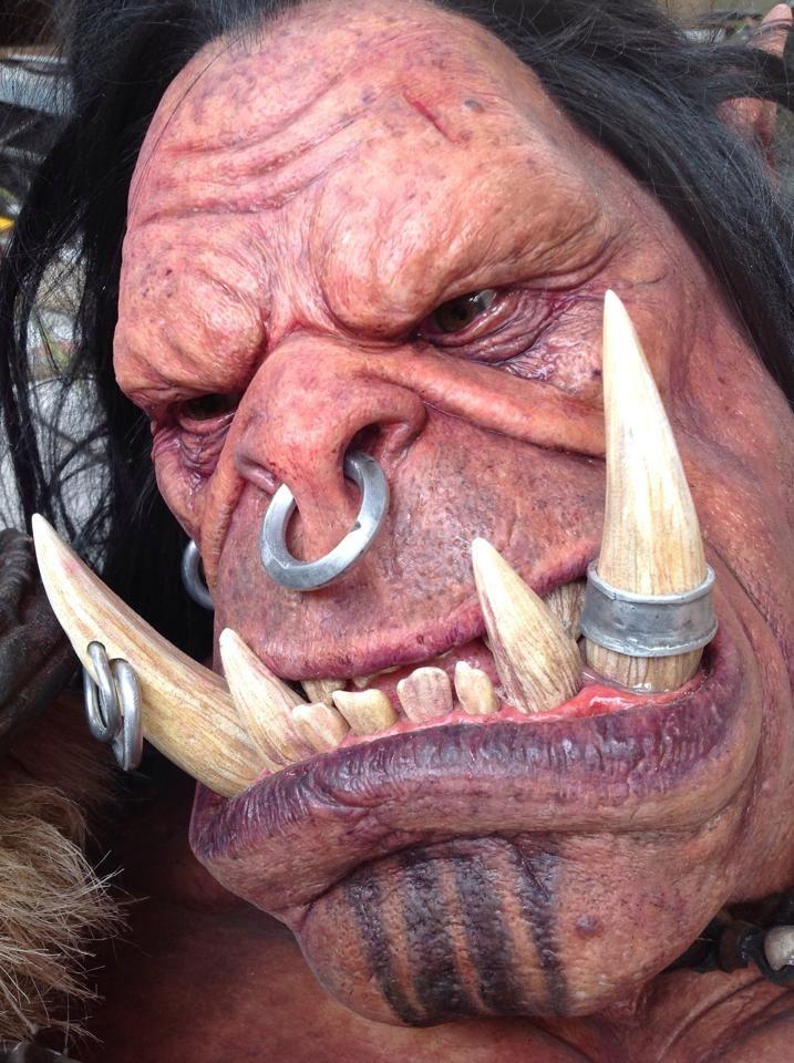 L'incroyable statue de Grommash réalisée par un atelier français   Blizzheart World of Warcraft