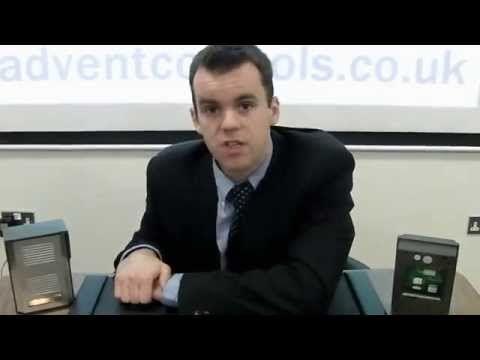 1 Button GSM Door Entry Intercom Video | Advent Controls Blog
