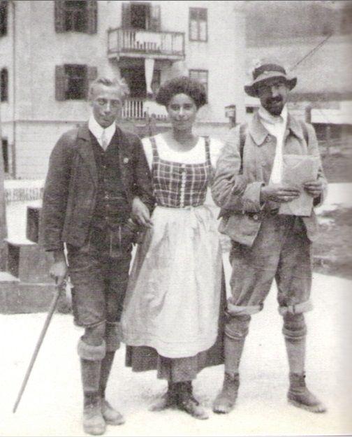 Paul Preuss 1911