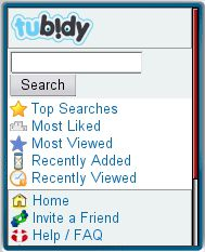 Tubidy Mobile Video Search Engine |