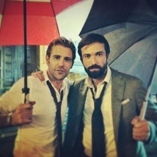 Happy Friday to all the #Constantine fans out there-keep being #hellblazers  @nbc @DCComics @warnerbrostv @wbpictures