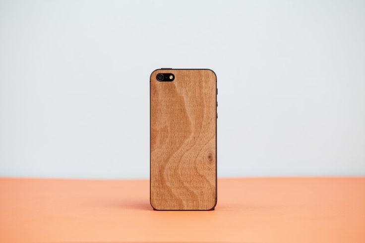 Skin iPhone  - Walnut