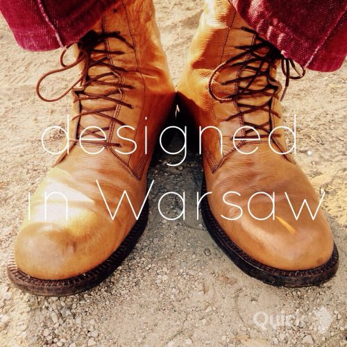 Boots by WARSZAWASZA #men #mens #boots #schoes #schoe #footwear #leather #design #designer #vintage #polish #polishdesign #Warsaw #warsawdesign #warszawasza #shoemaker #bootmaker #craftsmann #artificer #artist #artistshoemaker