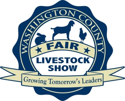 Summer is here and now is the time to start getting ready for the Washington County Fair Livestock Show.    Read about all how you can show your chickens, goats, rabbits, and sheep August 8-11th and win Ribbons and Ca$h.    Don't delay!