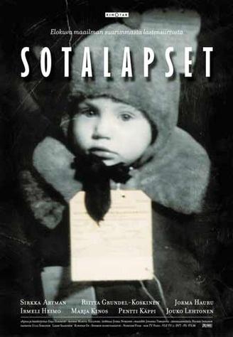 """Sotalapset.  (""""War Children"""")"""