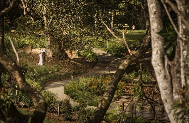 Wedding Nestled in the Forest at Spicers Tamarind Retreat - Sunshine Coast.