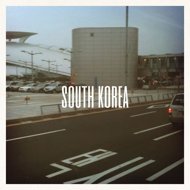 Incheon International Airport South Korea
