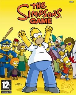 The Simpsons Game. The Simpsons not only has merchandise but also spans my games also, with the most recent one being The Simpsons game. Sticking more to its roots The Simpsons game is the best one to date. (Smurfy, 18/12/10).