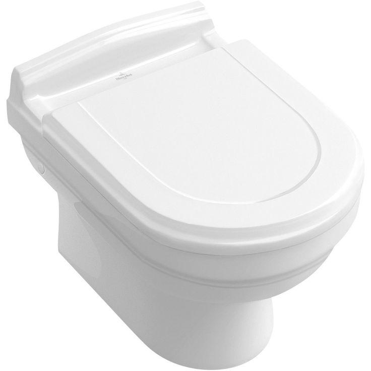 Die besten 25+ Weiße toilettensitze Ideen auf Pinterest - villeroy und boch armaturen küche