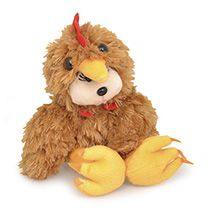 Wish List - Ethel the chicken bear