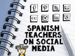 A great compilation of Spanish teachers who share fantastic ideas and resources.