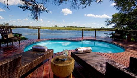 Lagoon Camp, Linyanti, Botswana