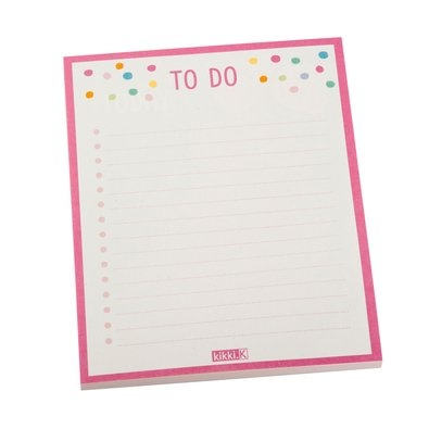 To Do List Pad: Cute   New Releases   Shop   kikki.K Stationery & Gifts