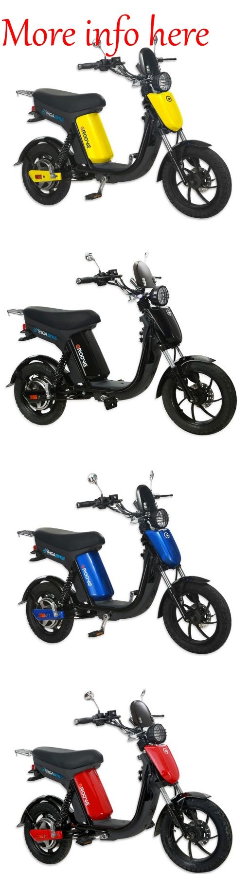 25 Best Electric Motor Scooters Ideas On Pinterest