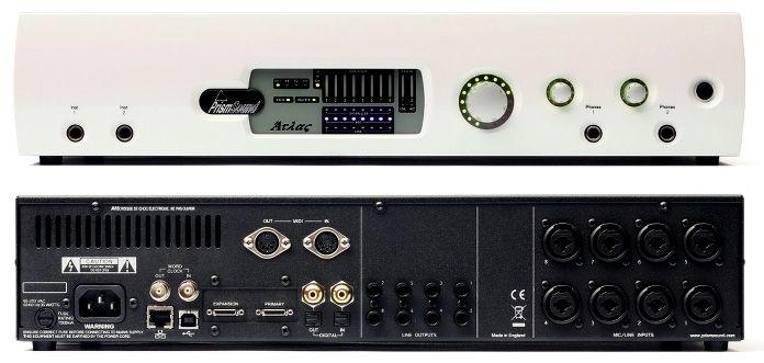 Gearjunkies.com: Prism Sound introduces Atlas USB Audio Interface