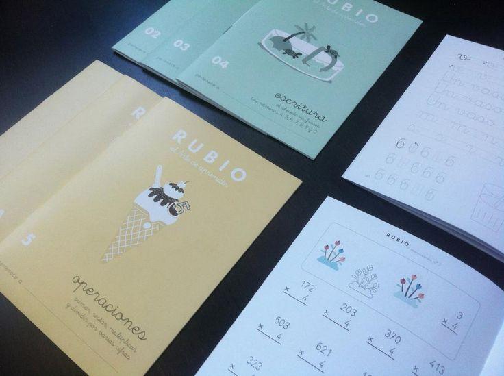 Cuadernos Rubio de operaciones y problemas. www.rubio.net