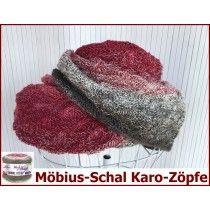 Möbiusschal Karozöpfe