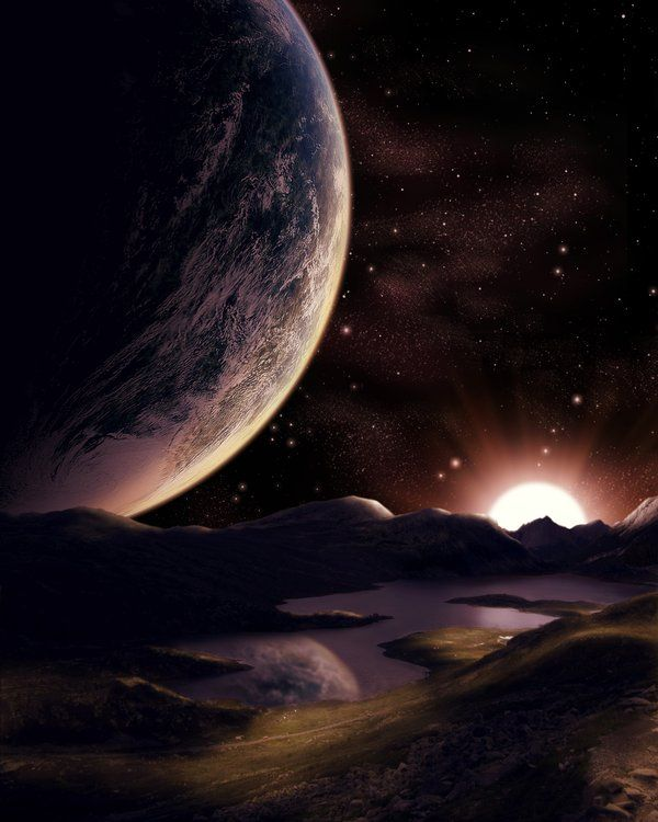 100+ ideas to try about Alien Worlds | Aliens, Science ...
