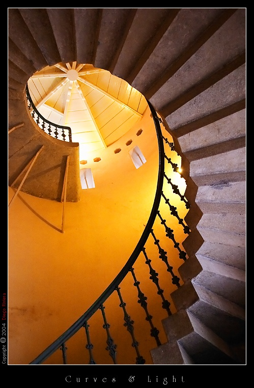 Cracow stairs