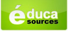 Educasources Séléction de ressources numériques en ligne pour les enseignants.
