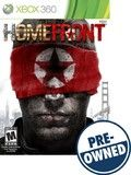 Homefront — PRE-Owned - Xbox 360