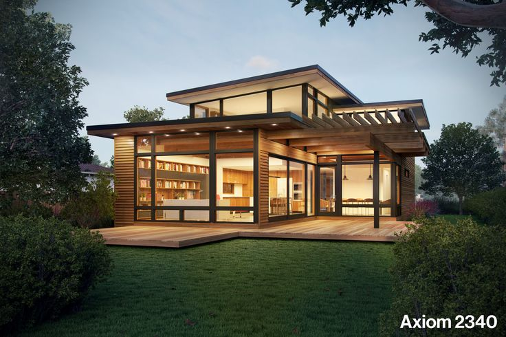 Prefab house series by dwell partners and turkel design 2 for Dwell modular homes