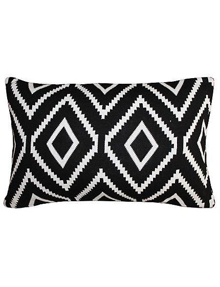 Essenza Home - Kissen schwarz/weiß im Heine Online-Shop kaufen