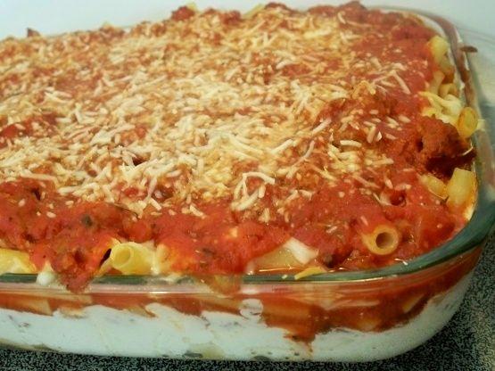 The Best Baked Ziti Recipe - Italian.Food.com: Food.com