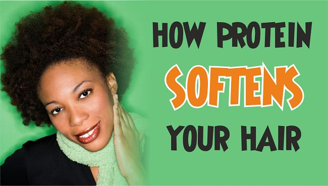 Discover The Secret Of How Protein Softens Hair  Read the article here - http://www.blackhairinformation.com/growth/deep-conditioning/discover-secret-protein-softens-hair/