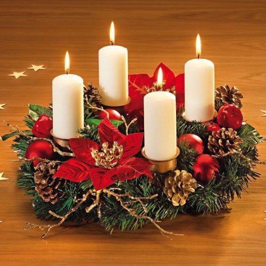 La Corona De Adviento Es Uno De Los Elementos Fundamentales De La Navidad Tanto A Nivel De Corona De Adviento Corona De Adviento Significado Velas De Adviento