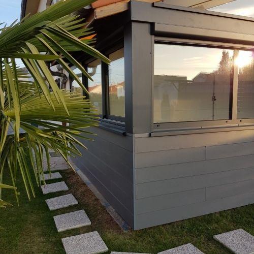 8 best Extension u2013 Ossature Bois u2013 25 m2 Yutz moselle images on - agrandissement maison bois prix m