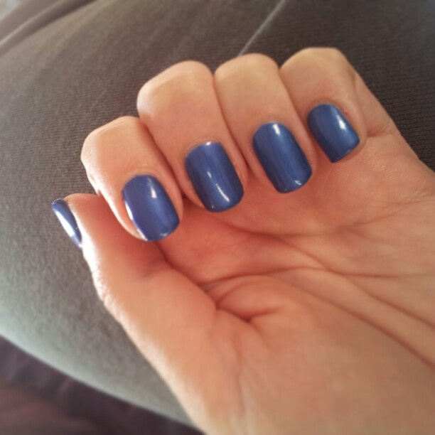 Sensationail Something Blue