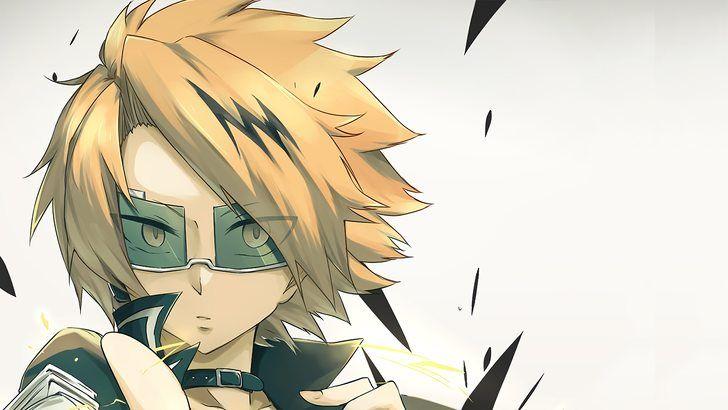 Denki Kaminari My Hero Academia Anime Wallpaper