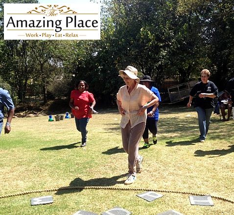 FNB Team Building Event   The Amazing Place