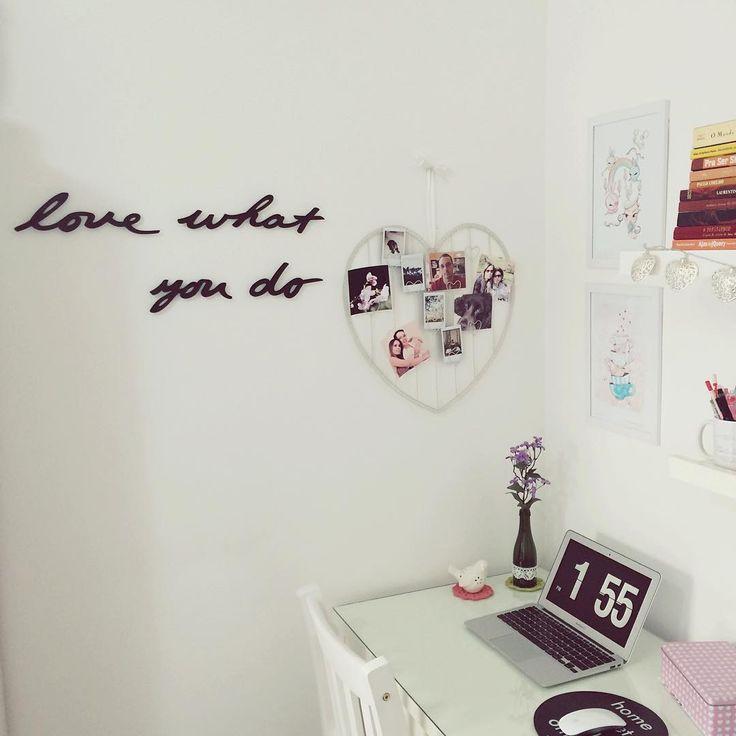 """""""""""Ame o que você faz"""" ❤️"""""""