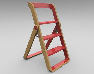 Step - modern - ladders and step stools - - by objectcreative.com
