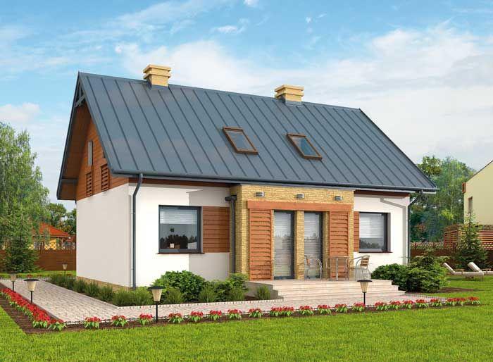 Proponujemy Avalon dom jednorodzinny z poddaszem użytkowym. Szczegóły znajdziecie tutaj :http://www.pro-arte.pl/projekt/show/?projekt_id=605&mode=opis