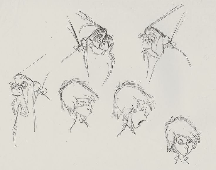 The Sword in the Stone (1963) • Art of © Walt Disney Animation Studios ★ || Website | (www.disneyanimation.com) • Please support the artists and studios featured here by buying their works from their official online store (www.disneystore.com) • Find more artists at www.facebook.com/CharacterDesignReferences and www.pinterest.com/characterdesigh || ★