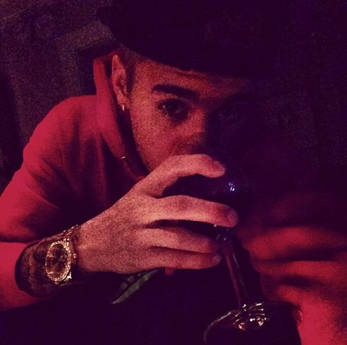 Justin Bieber likes to post photos on Instagram. Click through a few here.