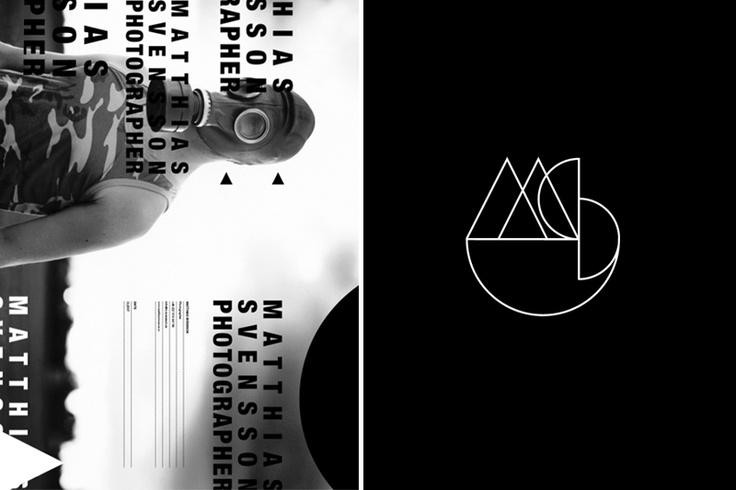 Identity & Branding - Matthias Svensson Photography