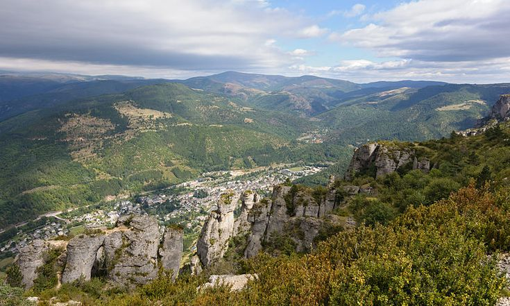 Cevennes: range of mountains in south central France