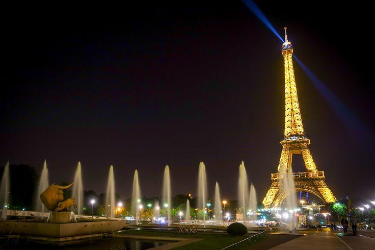 Eiffel night | par BPPrice