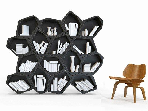 Configurable Modular Bookshelves by Movisi - Build